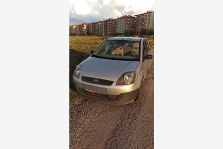Kiralık Ford Fiesta , Isparta Merkez