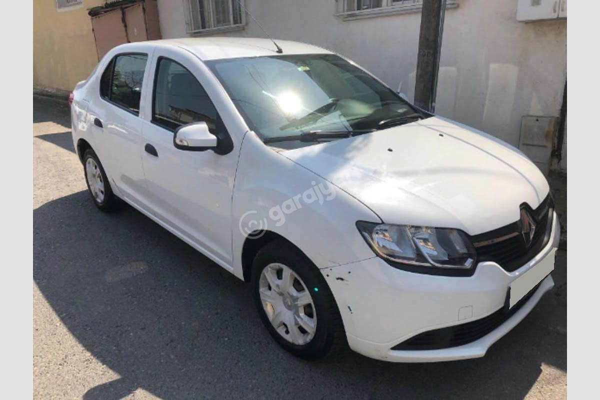 Renault Symbol Beşiktaş Kiralık Araç 2. Fotoğraf