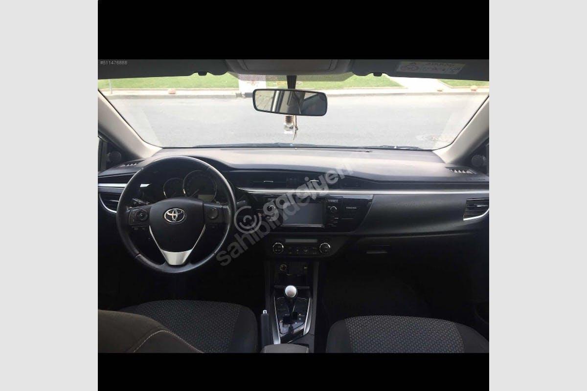 Toyota Corolla Maltepe Kiralık Araç 2. Fotoğraf
