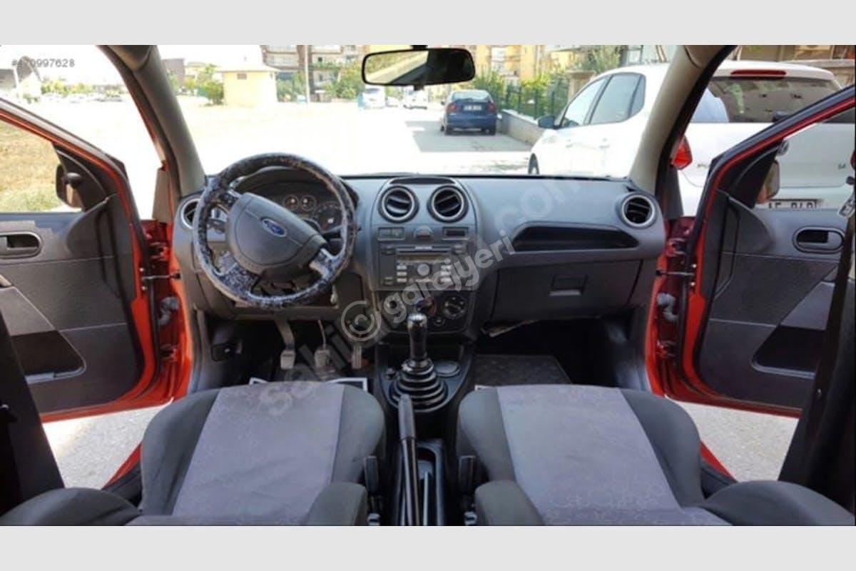 Ford Fiesta Pamukkale Kiralık Araç 2. Fotoğraf