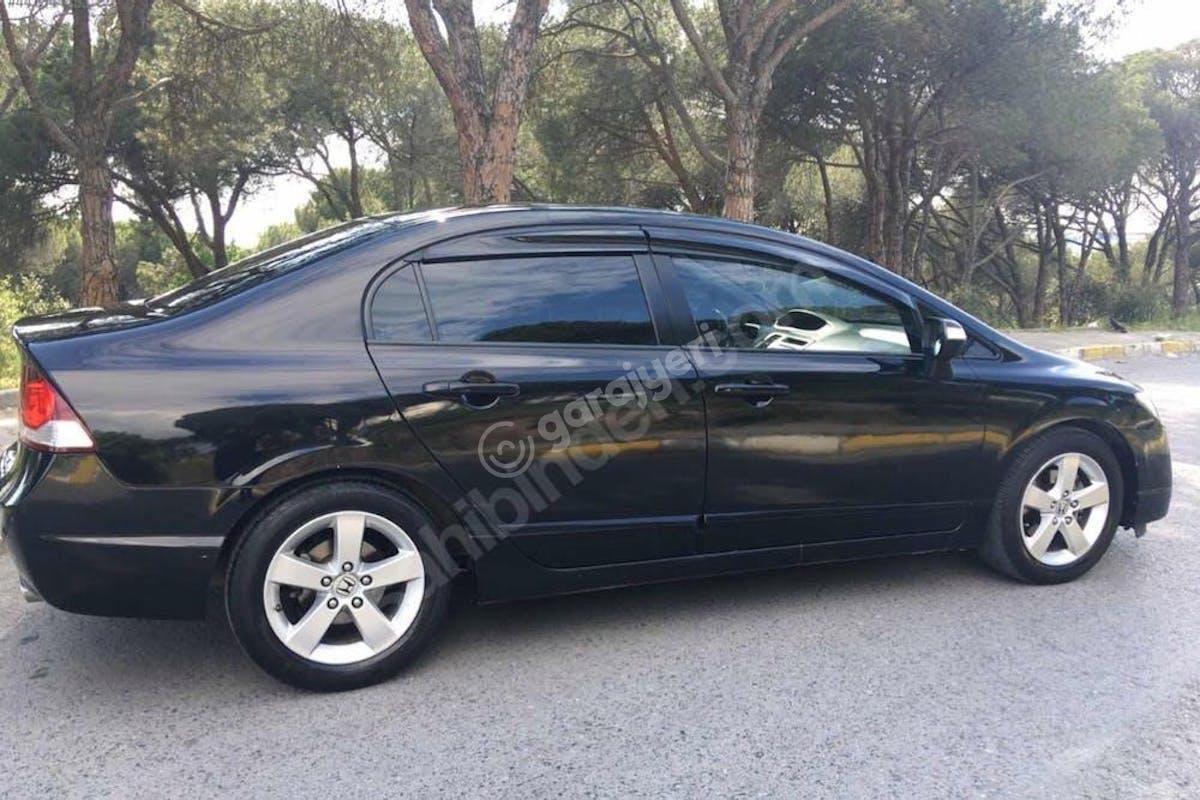 Honda Civic Maltepe Kiralık Araç 5. Fotoğraf
