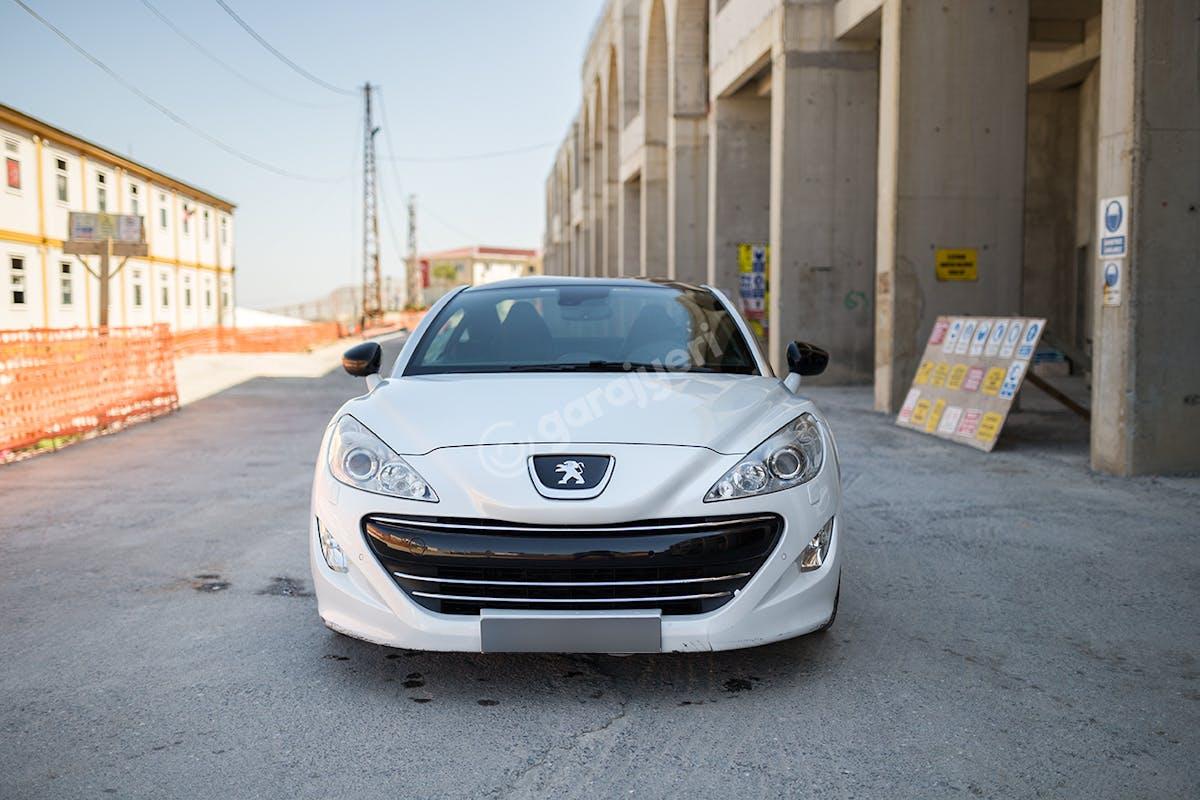 Peugeot RCZ Üsküdar Kiralık Araç 4. Fotoğraf
