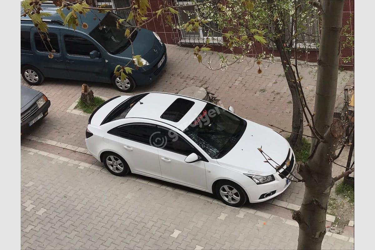 Chevrolet Cruze Bağlar Kiralık Araç 1. Fotoğraf