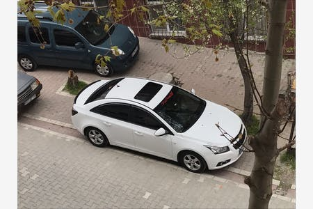 Kiralık Chevrolet Cruze 2012 , Diyarbakır Bağlar