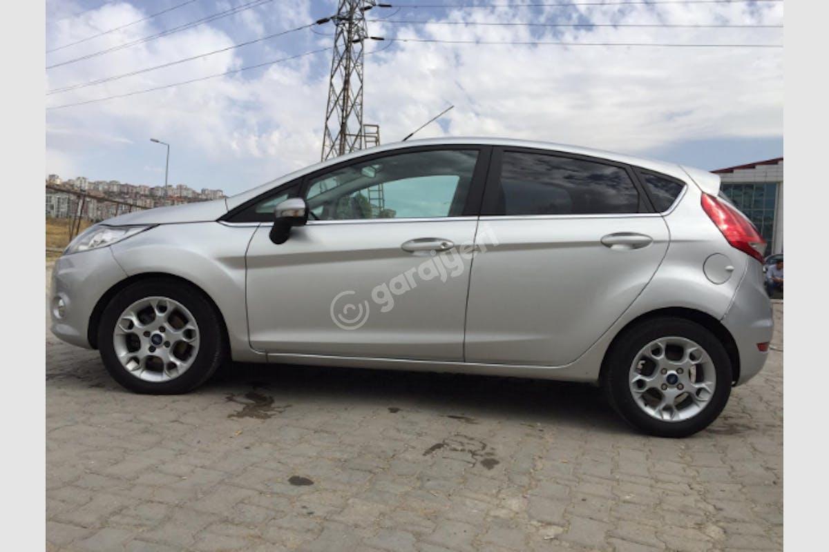 Ford Fiesta Yenimahalle Kiralık Araç 5. Fotoğraf