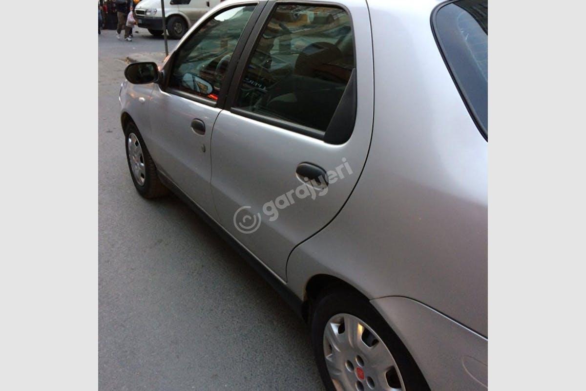 Fiat Albea Bahçelievler Kiralık Araç 4. Fotoğraf
