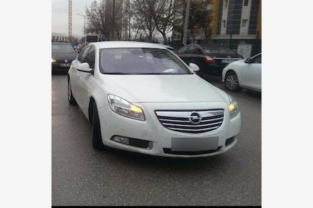 Kiralık Opel Insignia , İstanbul Üsküdar
