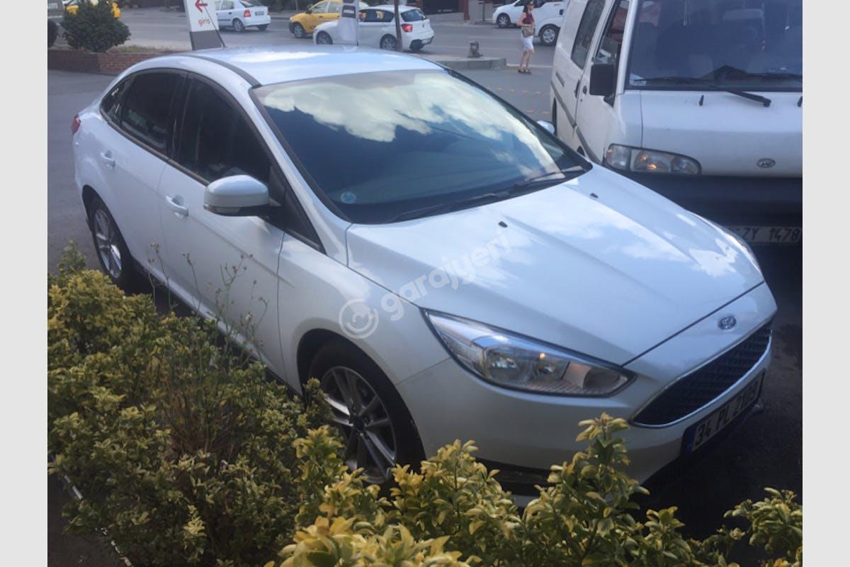 Ford Focus Üsküdar Kiralık Araç 5. Fotoğraf