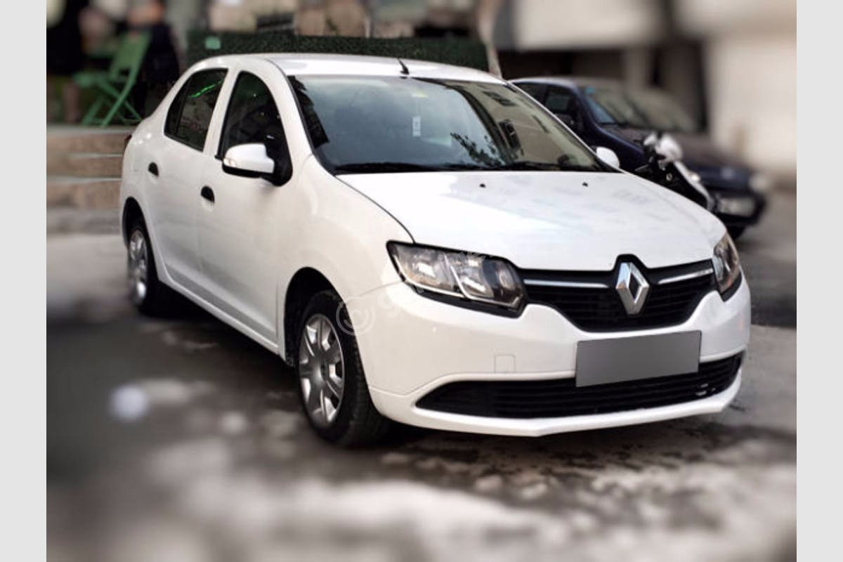 Renault Symbol Kartal Kiralık Araç 1. Fotoğraf