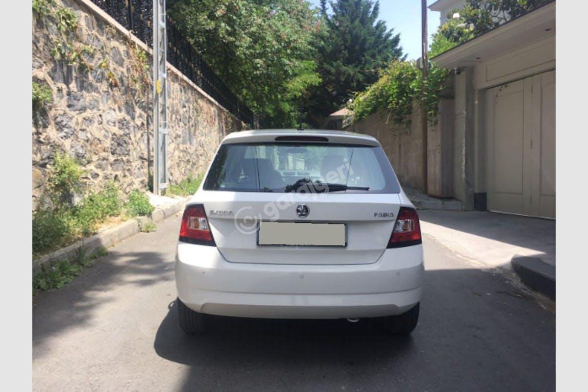 Skoda Fabia Sarıyer Kiralık Araç 4. Fotoğraf
