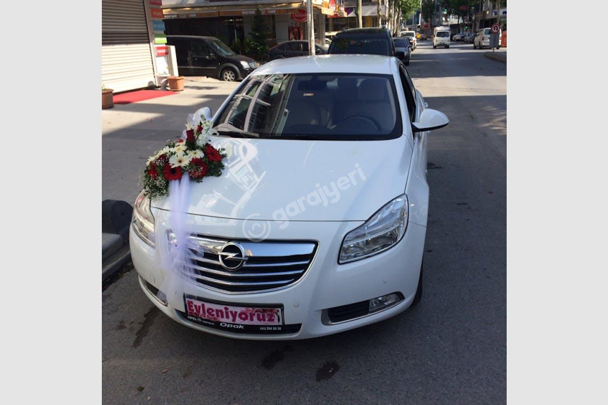 Opel Insignia Üsküdar Kiralık Araç 4. Fotoğraf