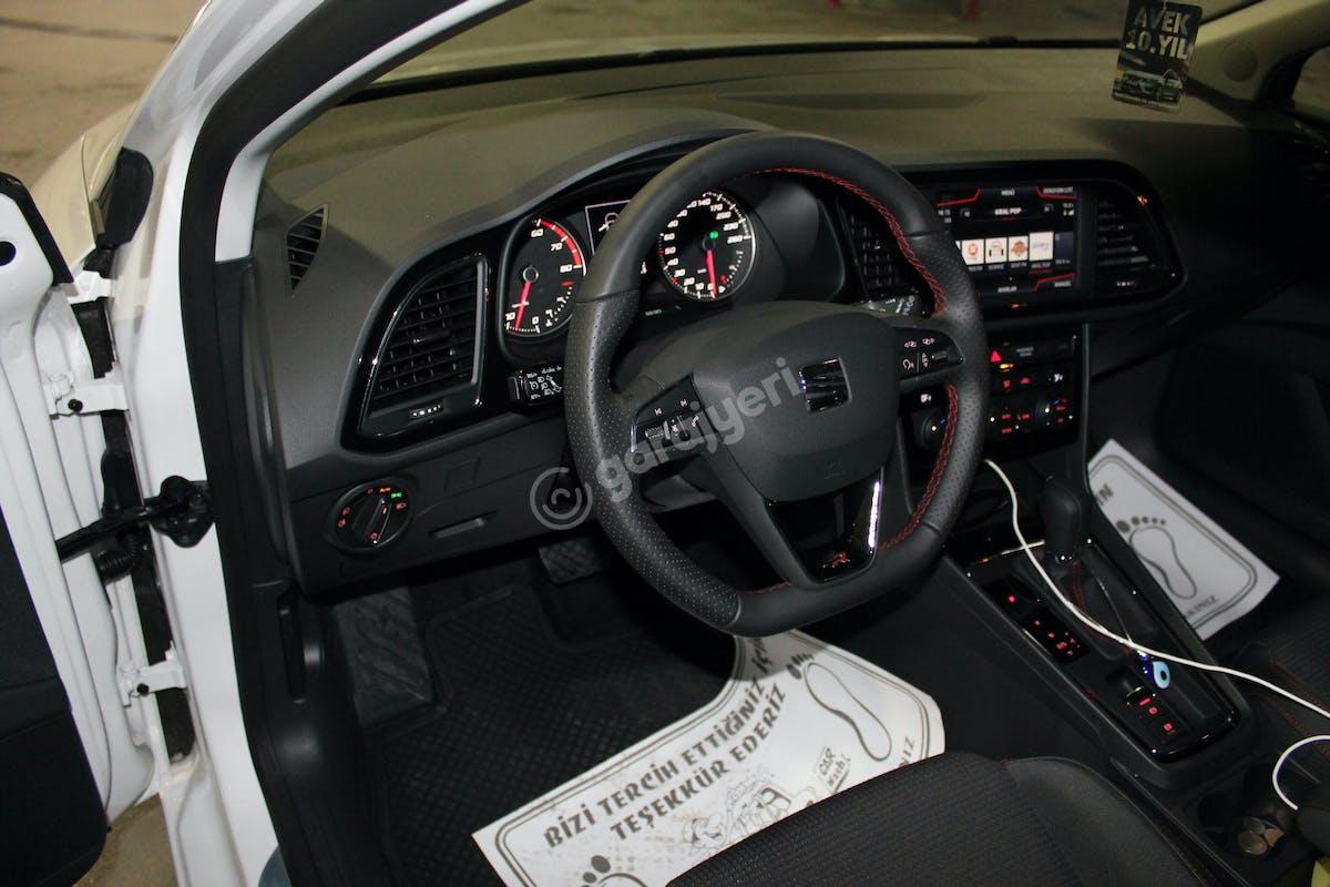 Seat Leon Fatih Kiralık Araç 10. Fotoğraf