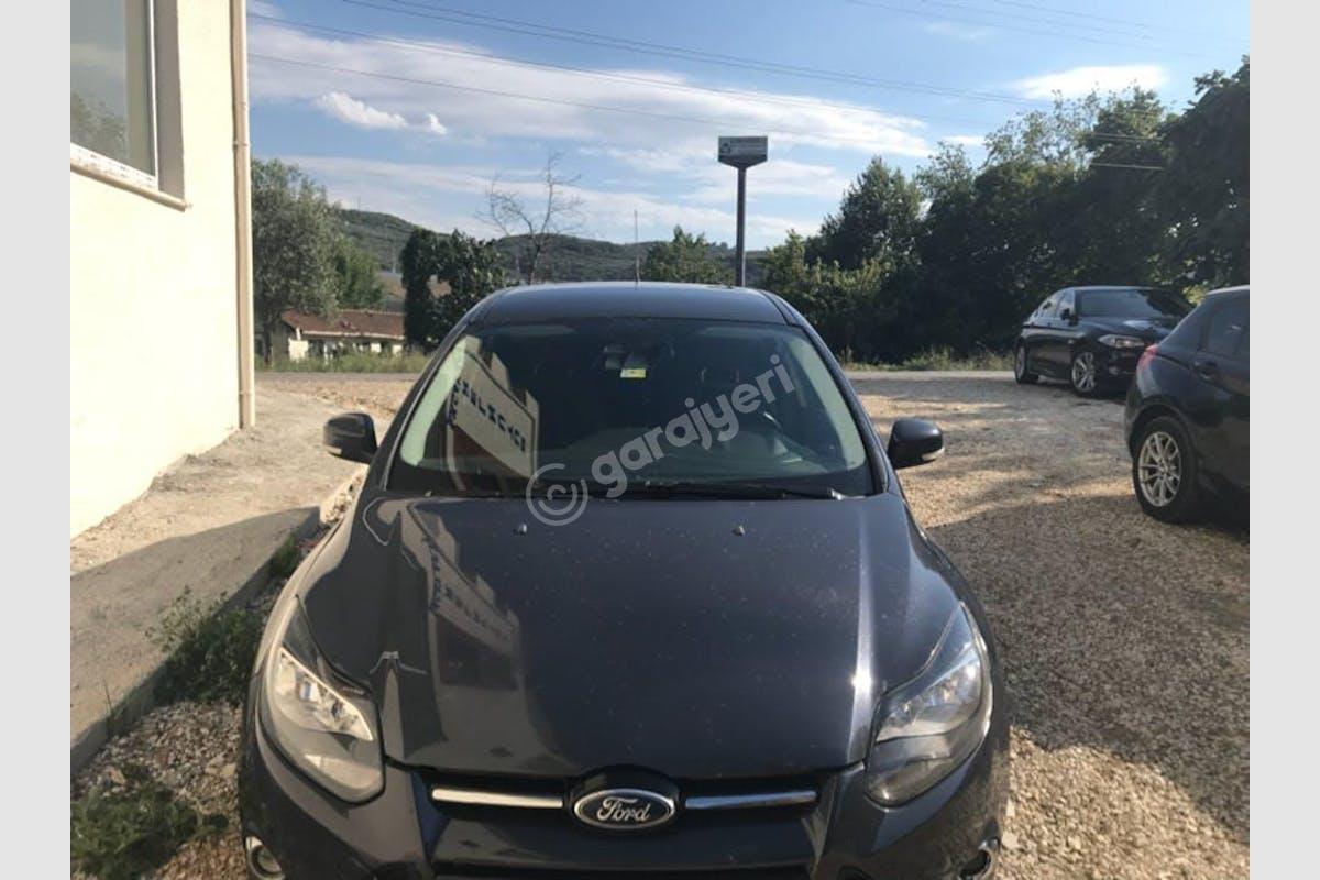 Ford Focus Osmangazi Kiralık Araç 2. Fotoğraf