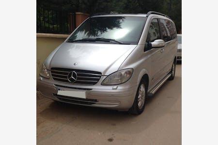 Kiralık Mercedes - Benz Viano , Gaziantep Şahinbey
