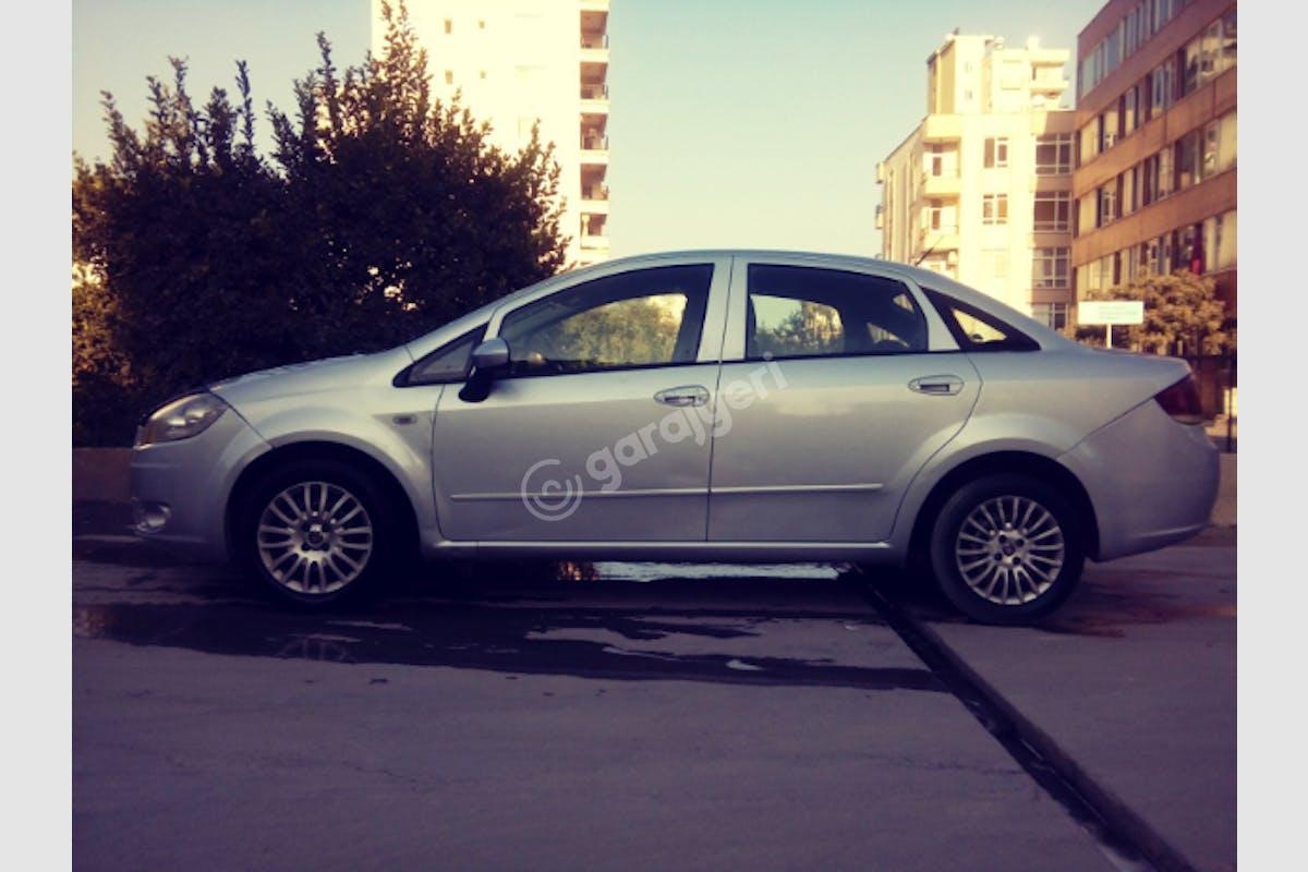 Fiat Linea Erdemli Kiralık Araç 3. Fotoğraf