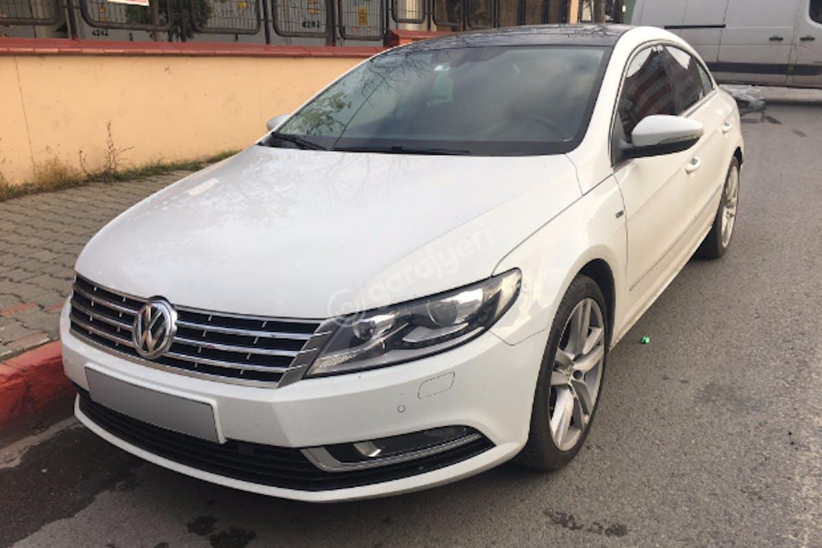 Volkswagen CC Sultanbeyli Kiralık Araç 1. Fotoğraf