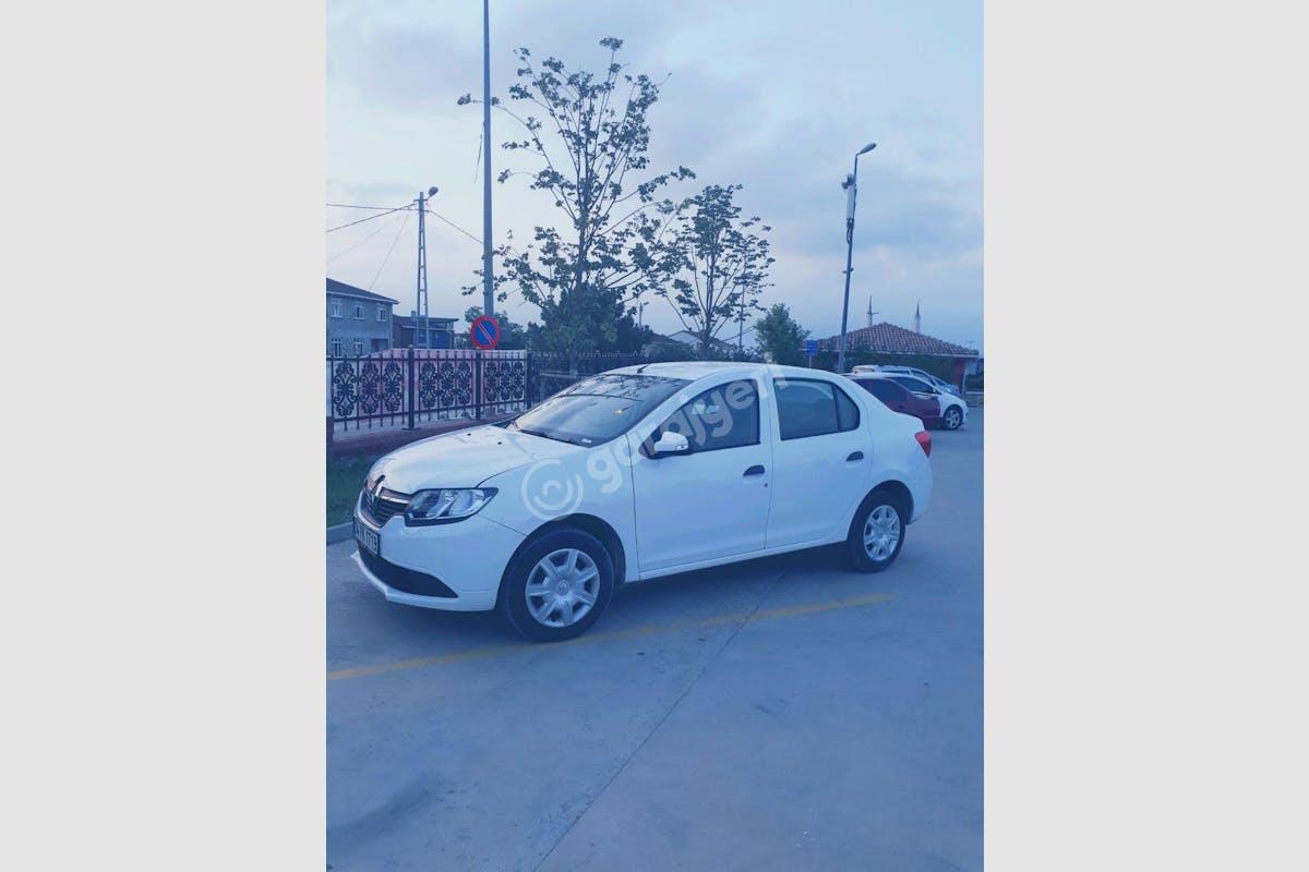 Renault Symbol Çekmeköy Kiralık Araç 3. Fotoğraf