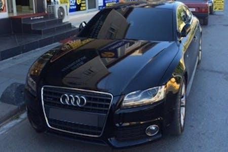 Kiralık Audi A5 , İstanbul Tuzla