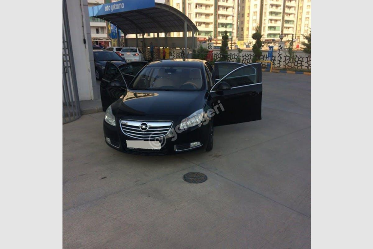 Opel Insignia Sur Kiralık Araç 1. Fotoğraf