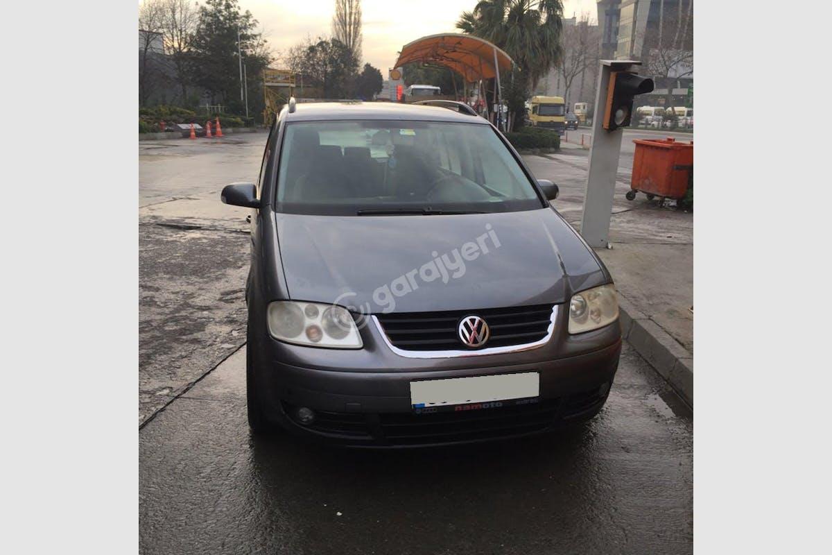 Volkswagen Touran Kağıthane Kiralık Araç 3. Fotoğraf