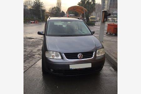 Kiralık Volkswagen Touran , İstanbul Kağıthane