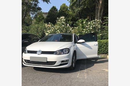 Kiralık Volkswagen Golf , İstanbul Küçükçekmece