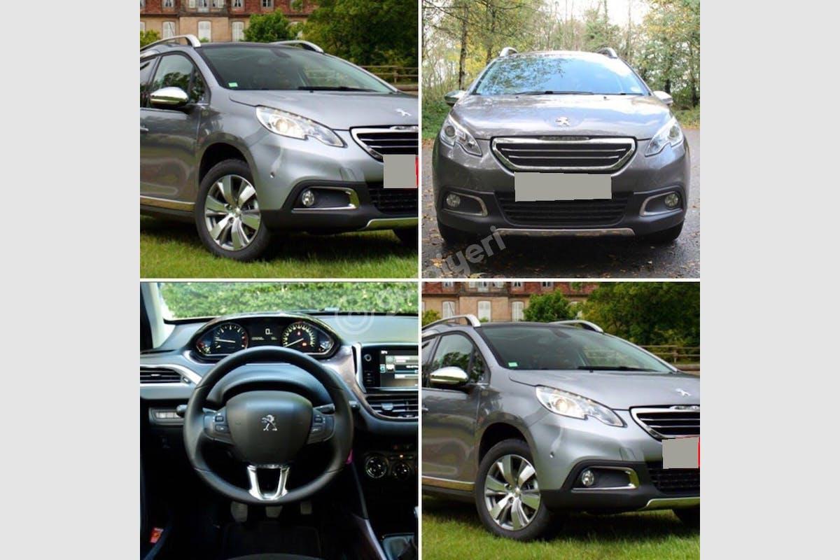 Peugeot 2008 Buca Kiralık Araç 1. Fotoğraf