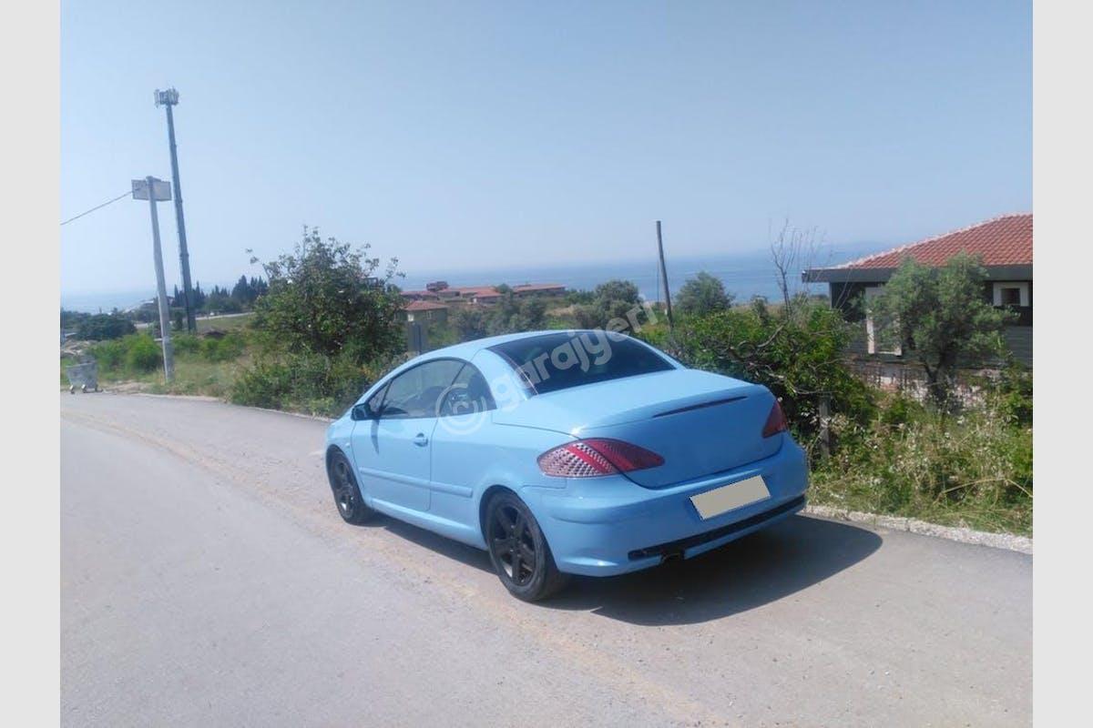 Peugeot 307 Kadıköy Kiralık Araç 1. Fotoğraf