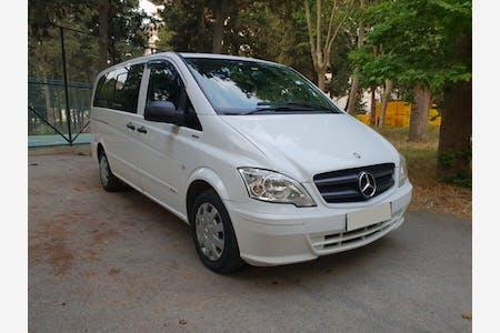 Kiralık Mercedes - Benz Vito 2012 , İstanbul Kadıköy