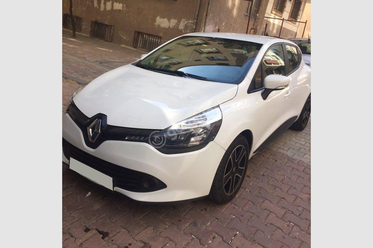 Renault Clio Bahçelievler Kiralık Araç 3. Fotoğraf