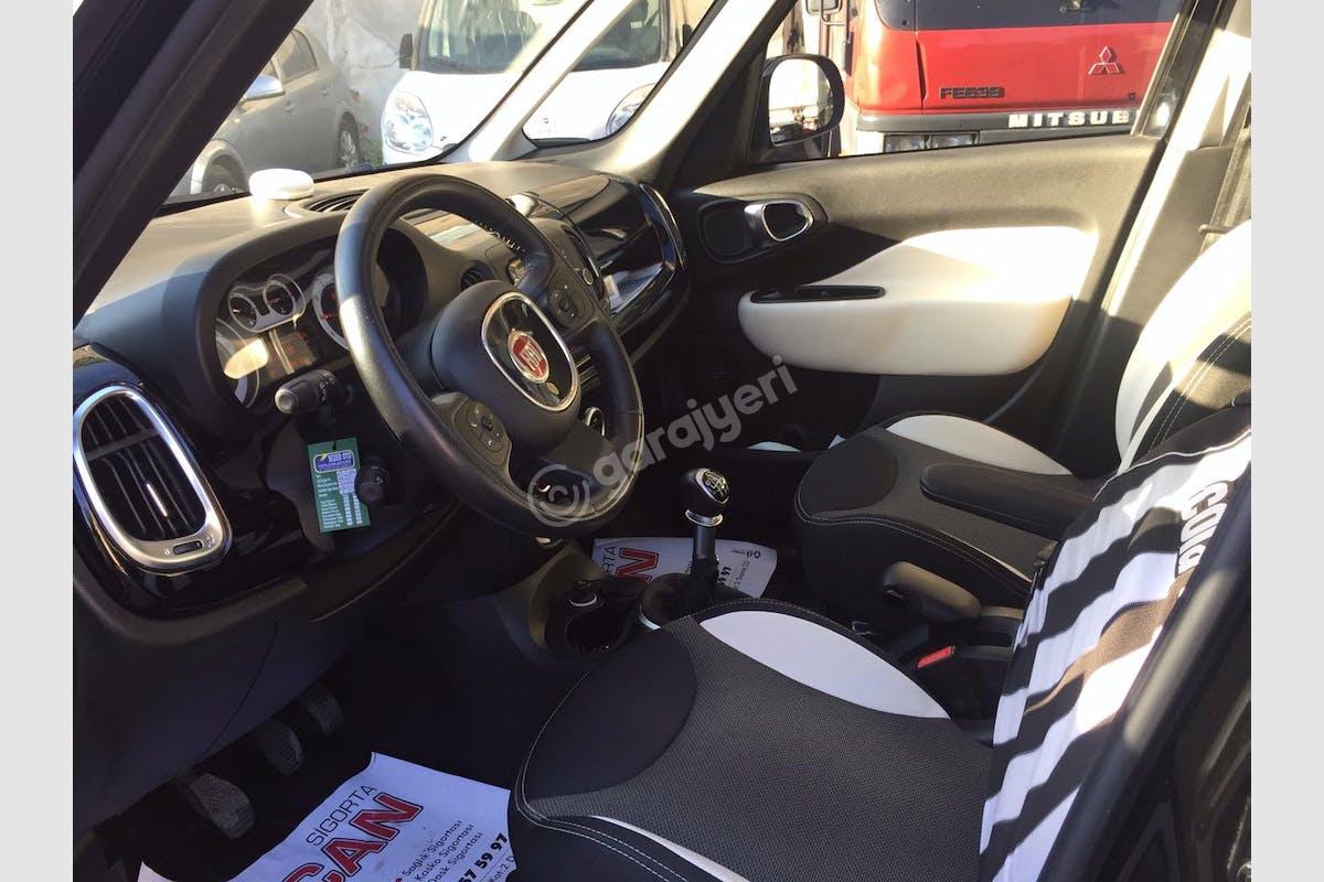 Fiat 500l Bayrampaşa Kiralık Araç 5. Fotoğraf