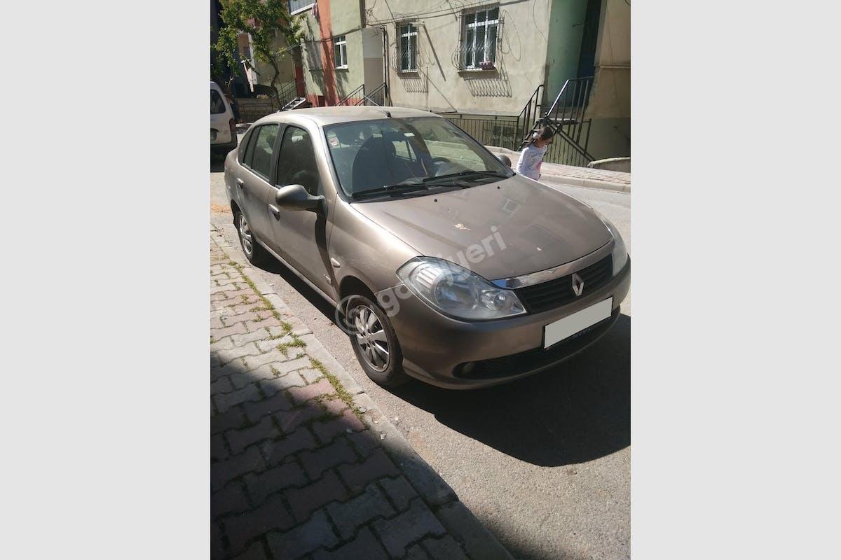 Renault Symbol Sultanbeyli Kiralık Araç 1. Fotoğraf