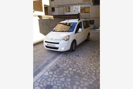 Citroën Berlingo İstanbul Maltepe Kiralık Araç