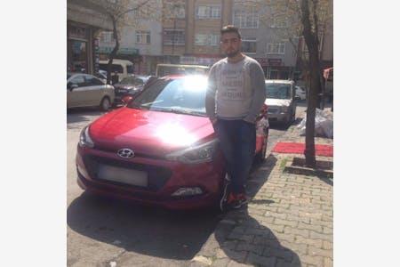 Kiralık Hyundai i20 , İstanbul Sultangazi