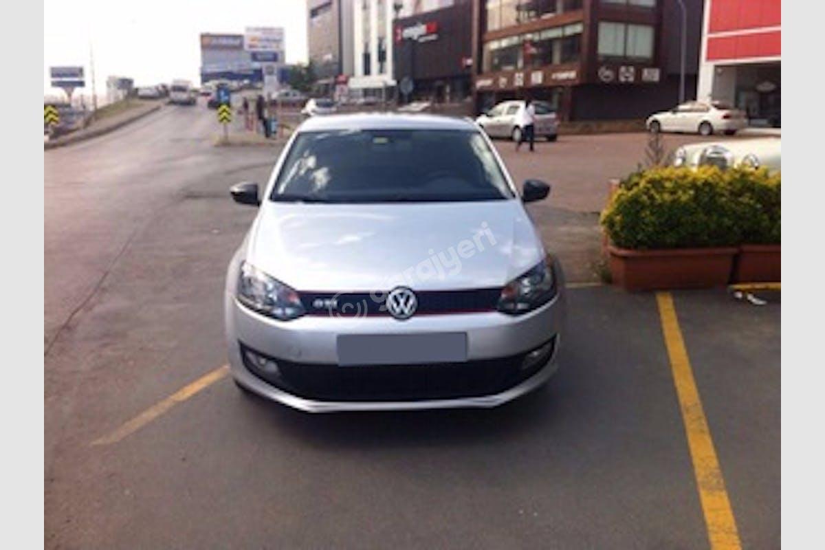 Volkswagen Polo Kartal Kiralık Araç 2. Fotoğraf