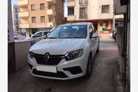 Kiralık Renault Symbol 2018 , İstanbul Pendik