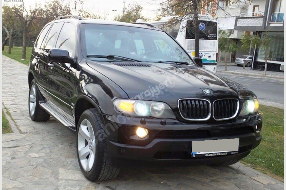 BMW X5 Gaziosmanpaşa Kiralık Araç 1. Fotoğraf