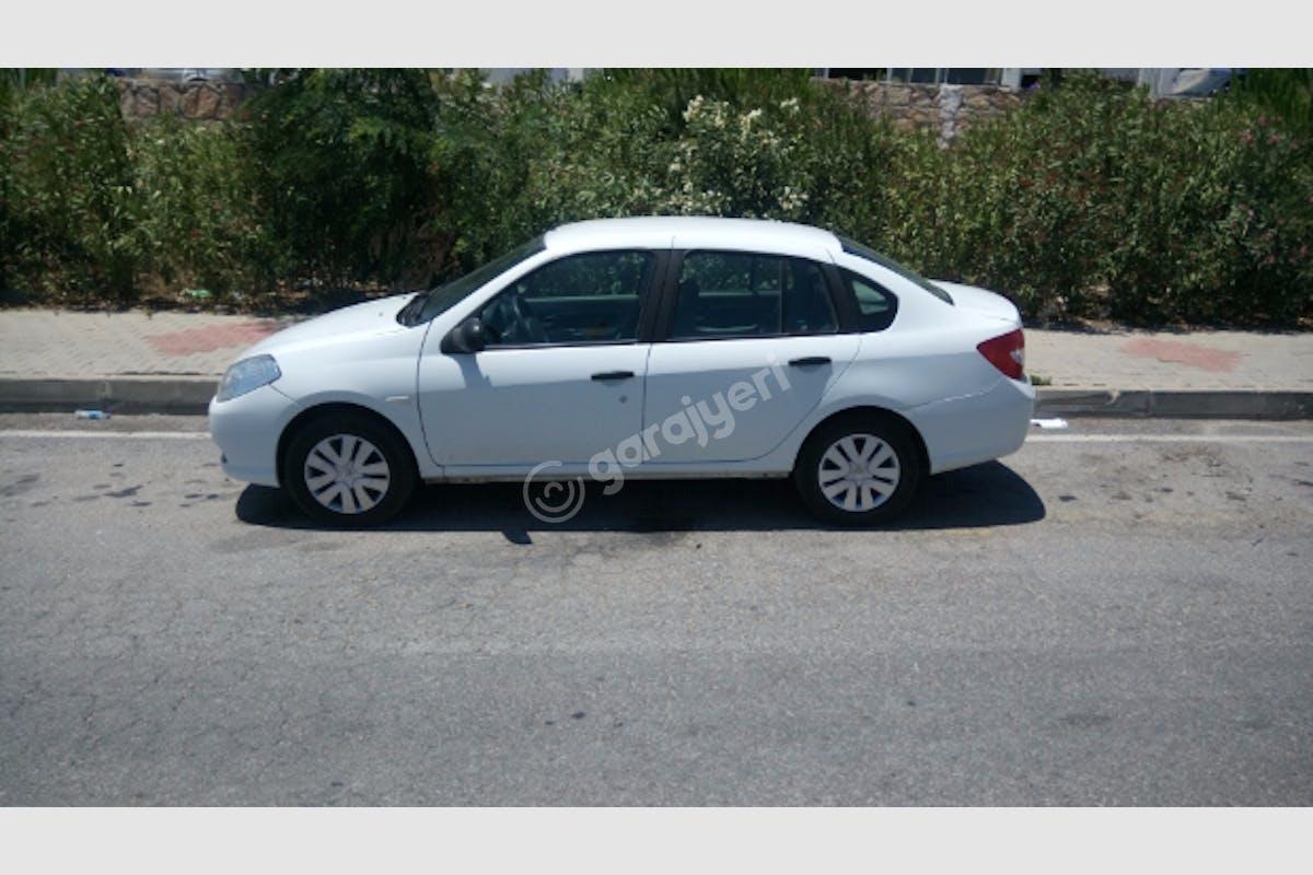 Renault Symbol Bodrum Kiralık Araç 4. Fotoğraf