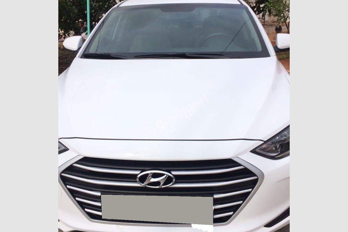 Hyundai Elantra Kepez Kiralık Araç 1. Fotoğraf