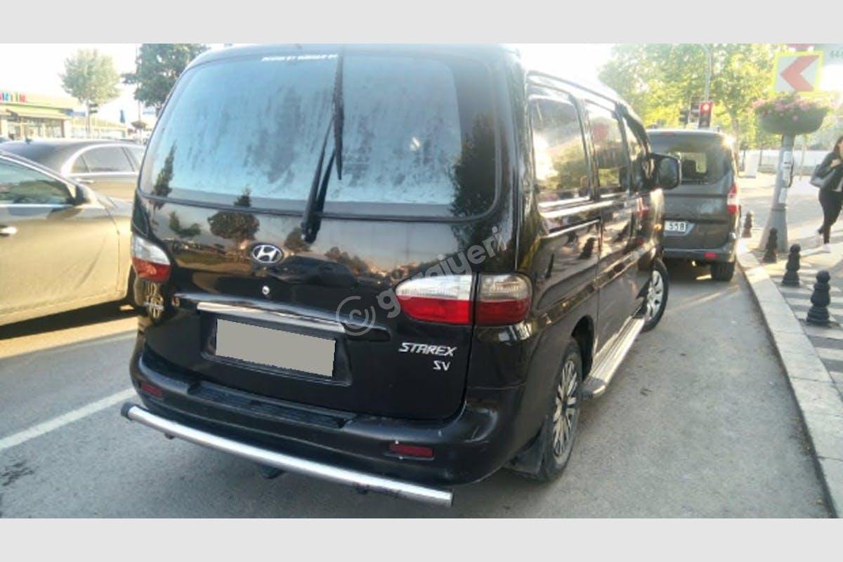 Hyundai Starex Kartal Kiralık Araç 1. Fotoğraf