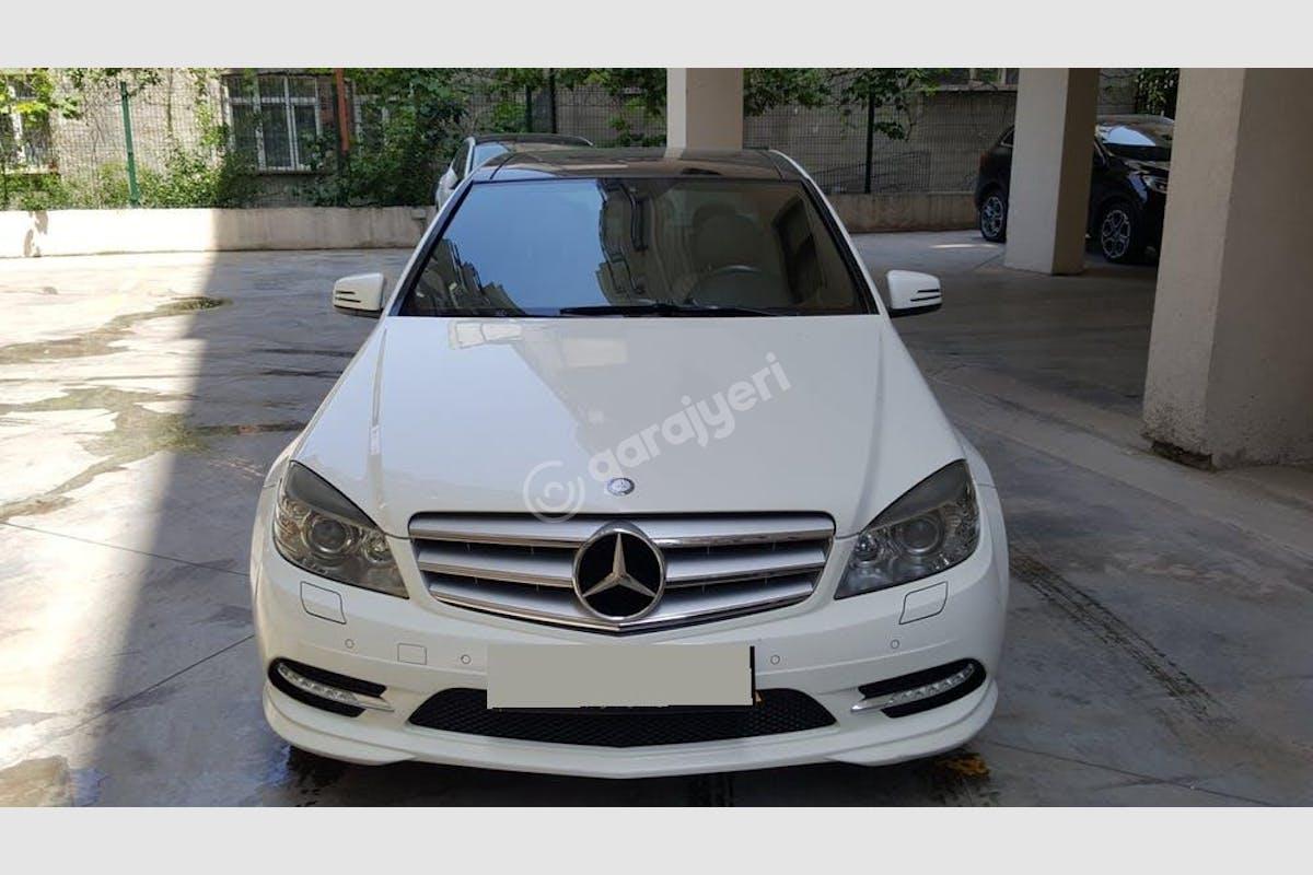 Mercedes - Benz C Kadıköy Kiralık Araç 6. Fotoğraf