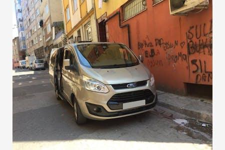 Kiralık Ford Tourneo Custom 2016 , İstanbul Kağıthane