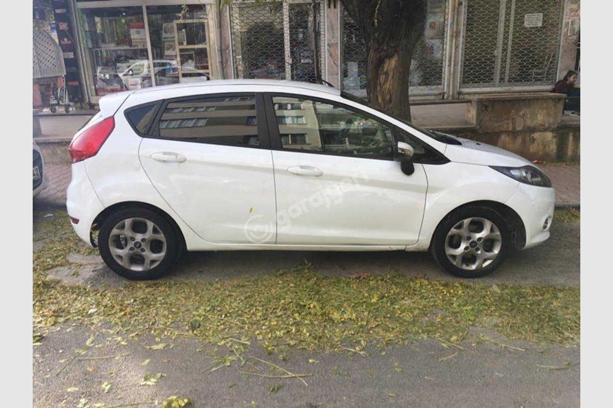 Ford Fiesta Şahinbey Kiralık Araç 1. Fotoğraf