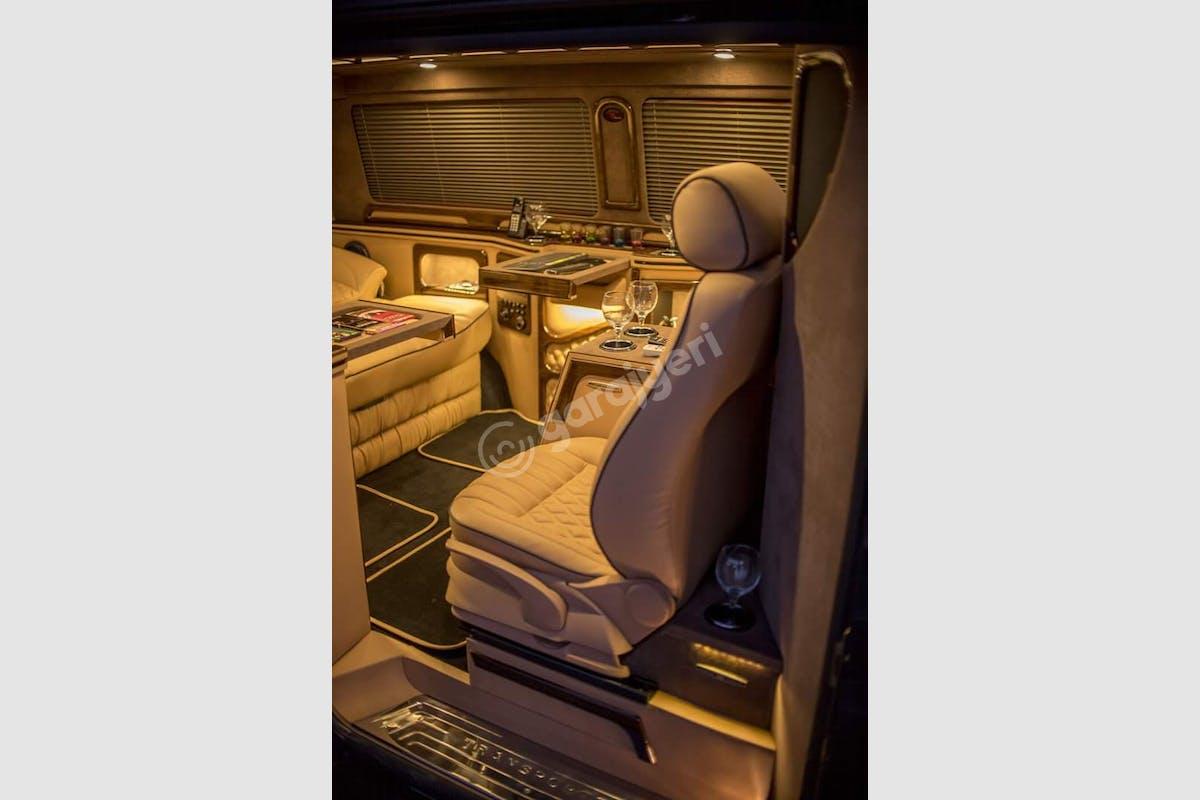 Volkswagen Caravelle Keçiören Kiralık Araç 7. Fotoğraf