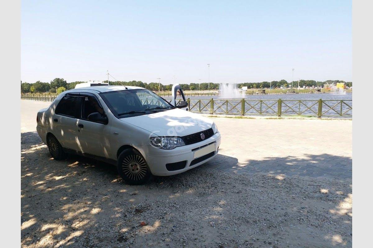 Fiat Albea Eyüp Kiralık Araç 1. Fotoğraf