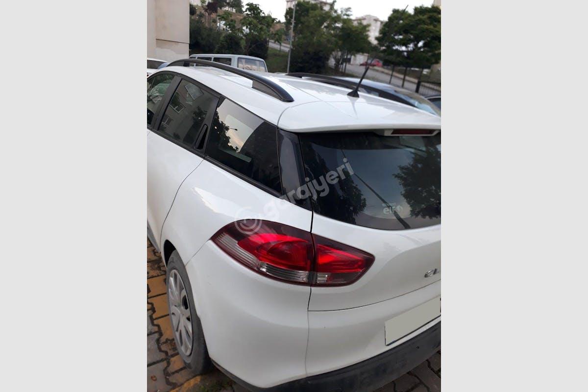 Renault Clio Tuzla Kiralık Araç 3. Fotoğraf