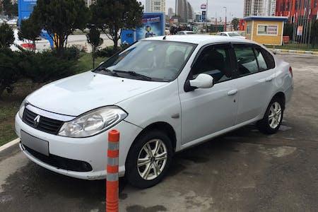Kiralık Renault Symbol , İstanbul Kartal