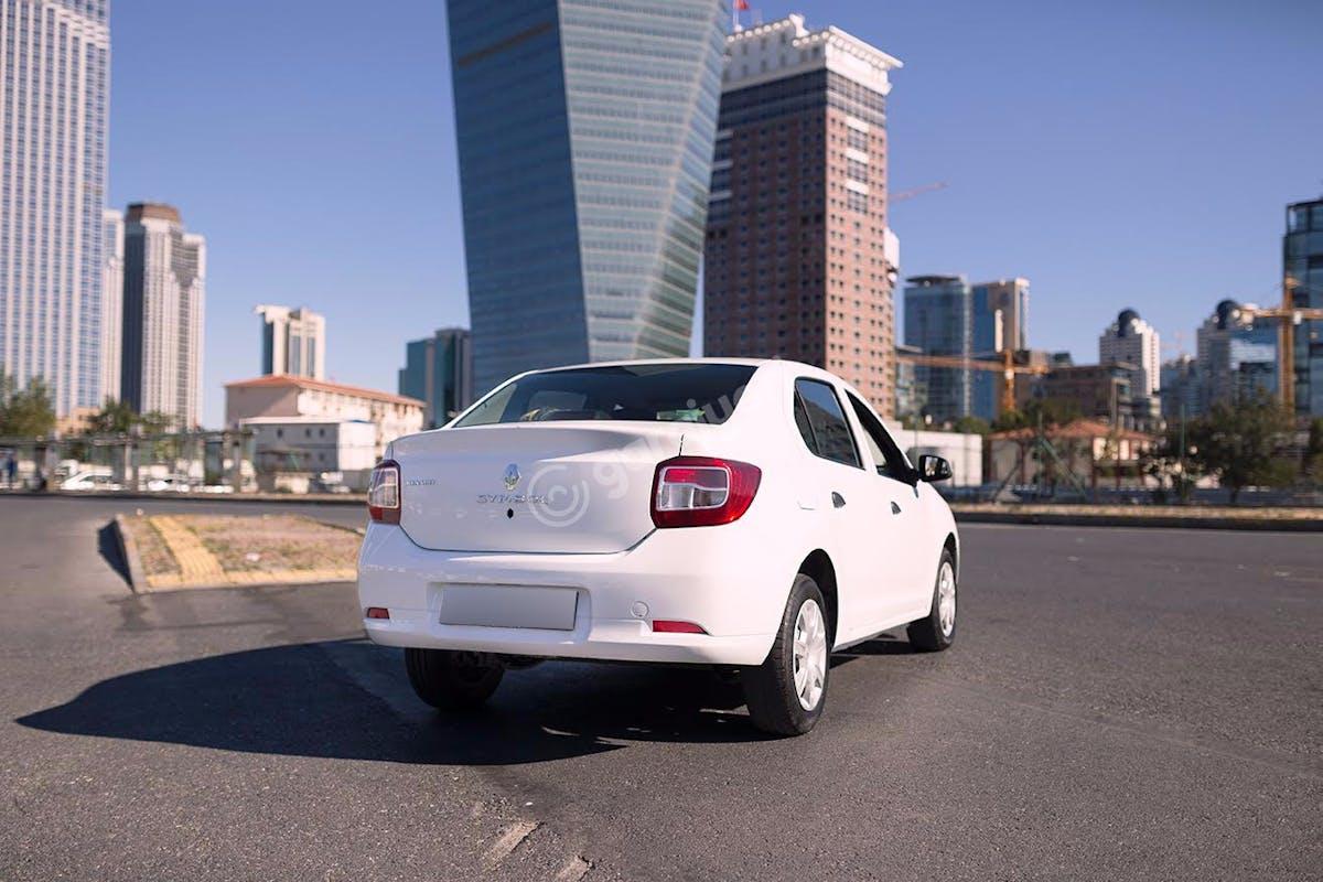 Renault Symbol Şişli Kiralık Araç 6. Fotoğraf