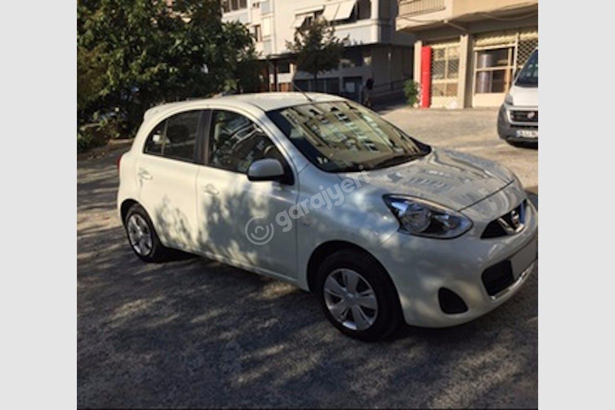 Nissan Micra Beşiktaş Kiralık Araç 4. Fotoğraf