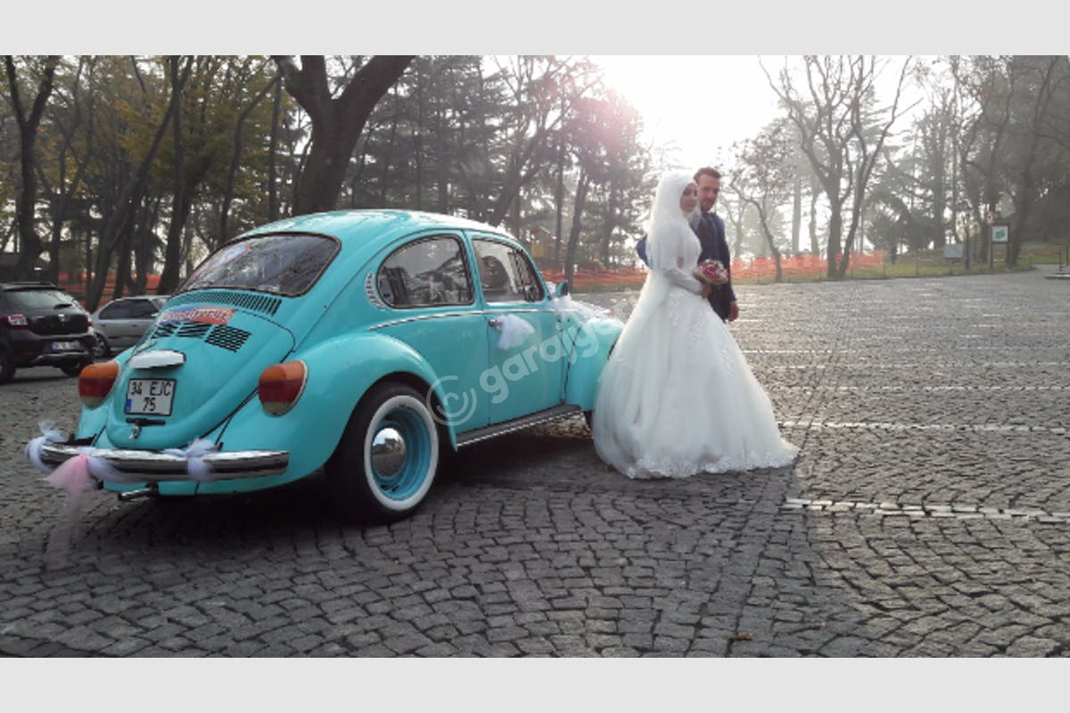 Volkswagen Beetle Fatih Kiralık Araç 8. Fotoğraf